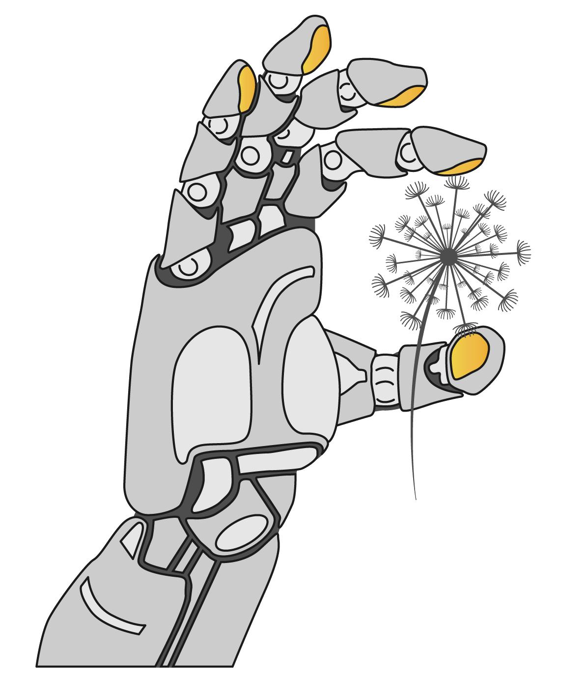 presentation robot hand flower hp.png